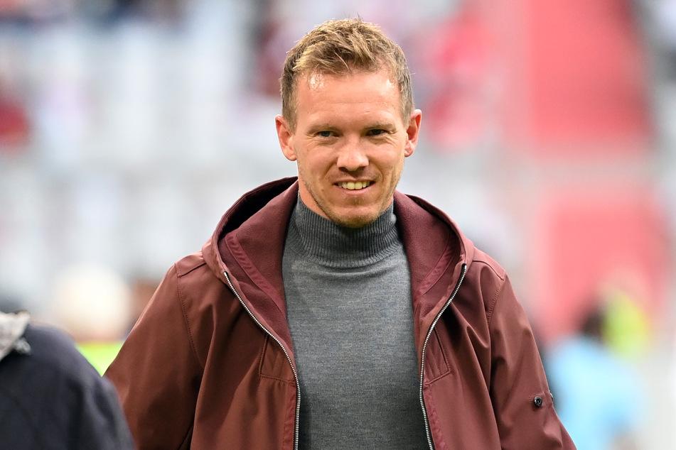 Trainer Julian Nagelsmann (34) vom FC Bayern München will mit einem Sieg über den FC Barcelona in die Champions-League-Saison starten.