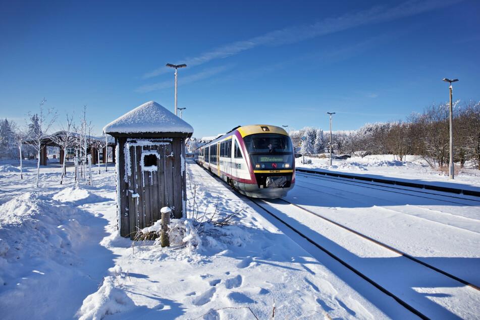 Ab Sonntag ist für die Ausflugsbahnen an der Grenze nach Tschechien Schluss.
