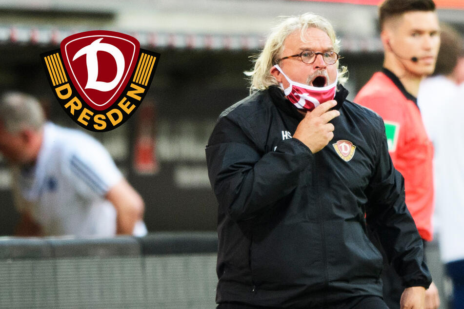 Nach roter Karte: Sperre für Dynamos Co-Trainer Heiko Scholz