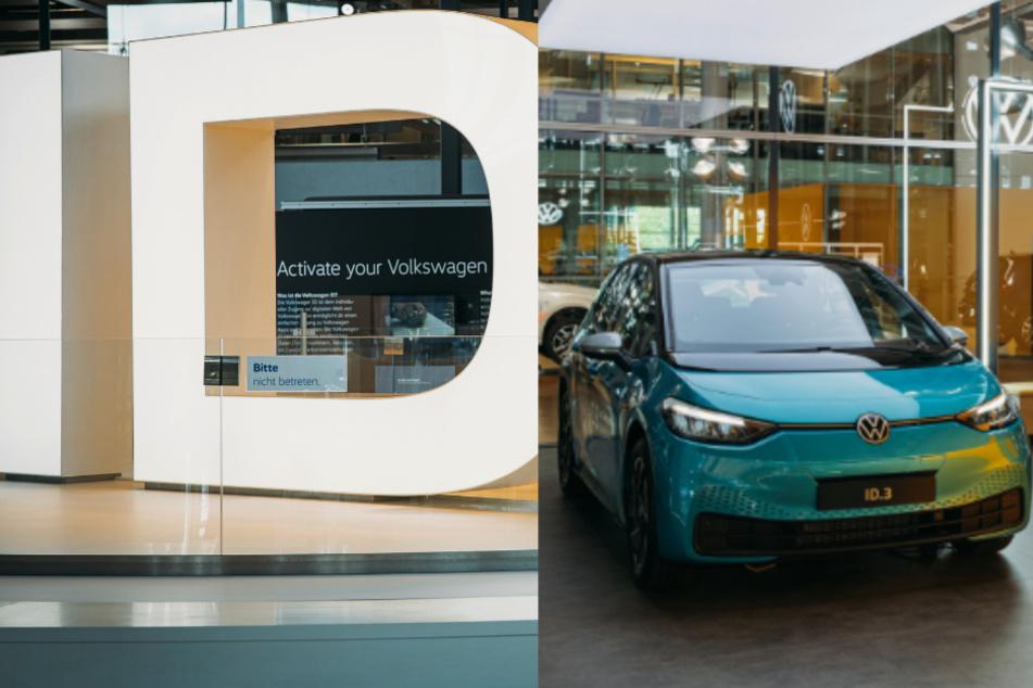 Überraschung für Dresden: VW eröffnet deutschlandweit ersten ID. Store