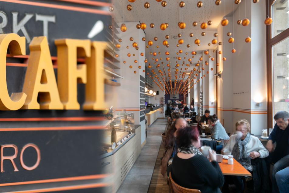Dresdner Schwarzmarkt Café macht wieder auf, doch etwas wird anders sein