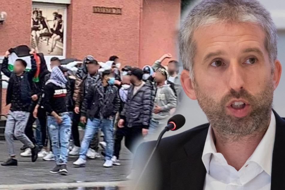 Antisemitismus auf Deutschlands Straßen: Boris Palmer spricht über jüdische Familiengeschichte