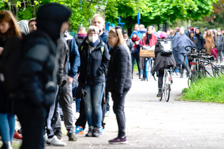 Coronavirus in Berlin: Inzidenz sinkt weiter!