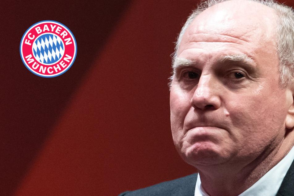 """Bayern-Ehrenpräsident Uli Hoeneß wird in Corona-Krise richtig deutlich: """"Scharlatane"""""""