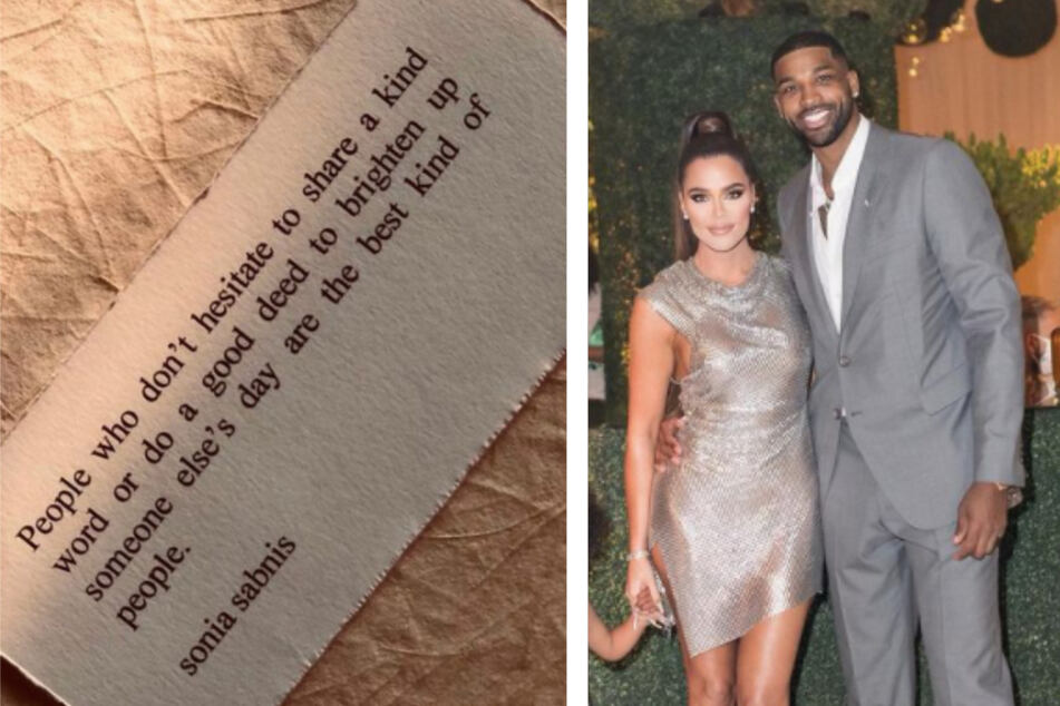 Khloé Kardashian throws shade following Tristan Thompson's newest cheating accusations