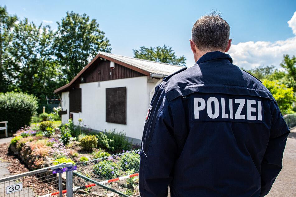 Eine Erzieherin soll den Angeklagten ihre Gartenlaube zur Verfügung gestellt haben.