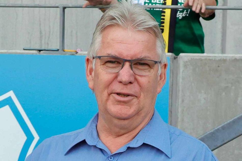 NOFV-Spielleiter Wilfried Riemer ist optimistisch, dass die Saison wie geplant zu Ende gespielt werden kann.