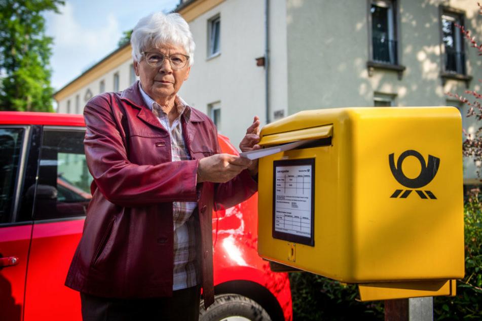 Reihenweise Anzeigen: Bei der Chemnitzer Post verschwinden Briefe