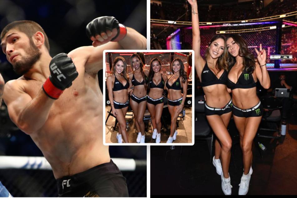 """""""Die unnötigsten Menschen im Sport"""": UFC-Champion wettert gegen Ring-Girls und erntet Kritik"""