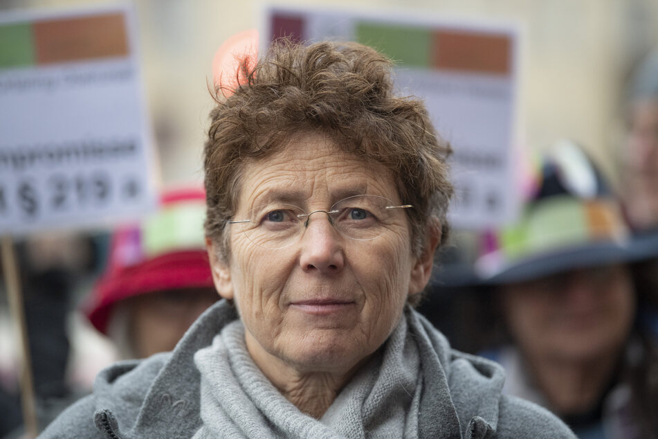 Frauenärztin Kristina Hänel.