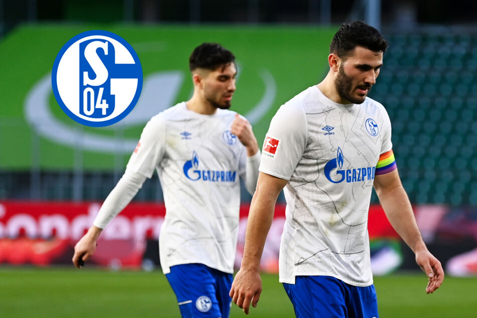 """Fans von Schalke 04 verhöhnen ihr Team nach 0:5-Klatsche: """"Peinlich, schmerzhaft""""!"""