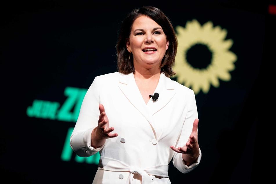 Annalena Baerbock (40) geht als Kanzlerkandidatin der Grünen in die Bundestagswahl.