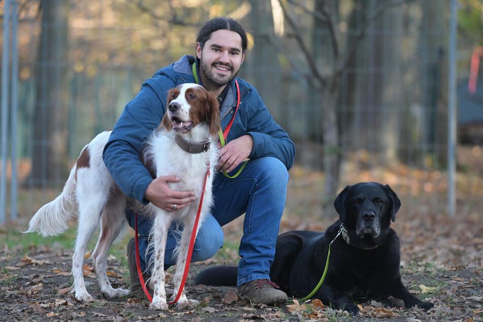 Chemnitz: Hundetrainer schlagen Alarm: Jeder Hund ohne Erziehung kann gefährlich werden