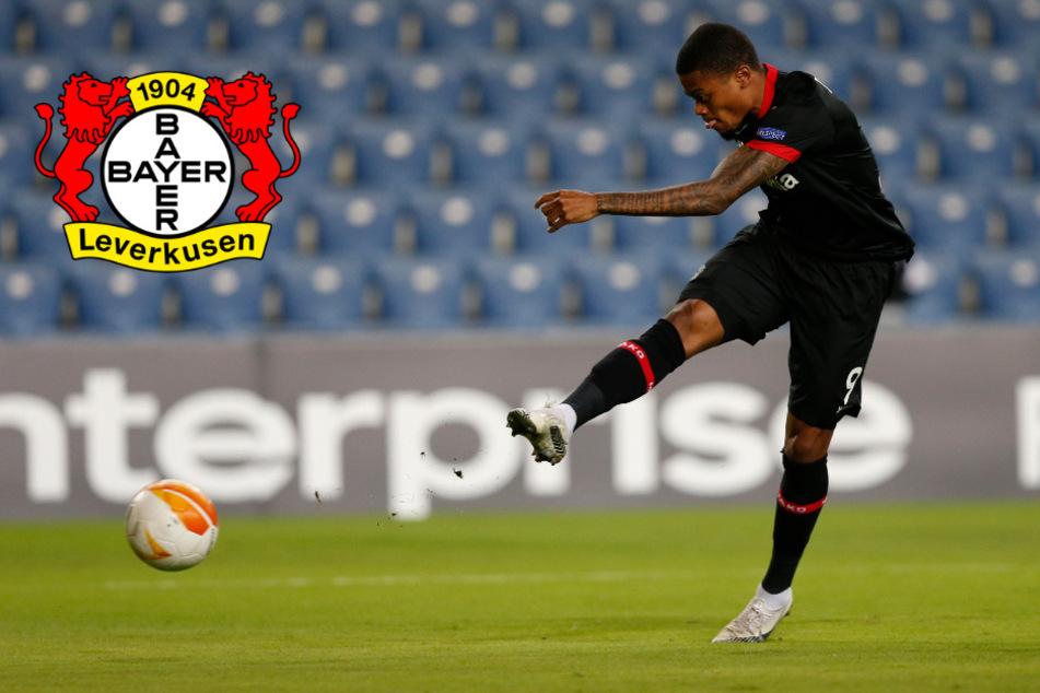 Bailey erlöst Bayer Leverkusen bei Beer Sheva und führt Werkself zu wichtigem Dreier!