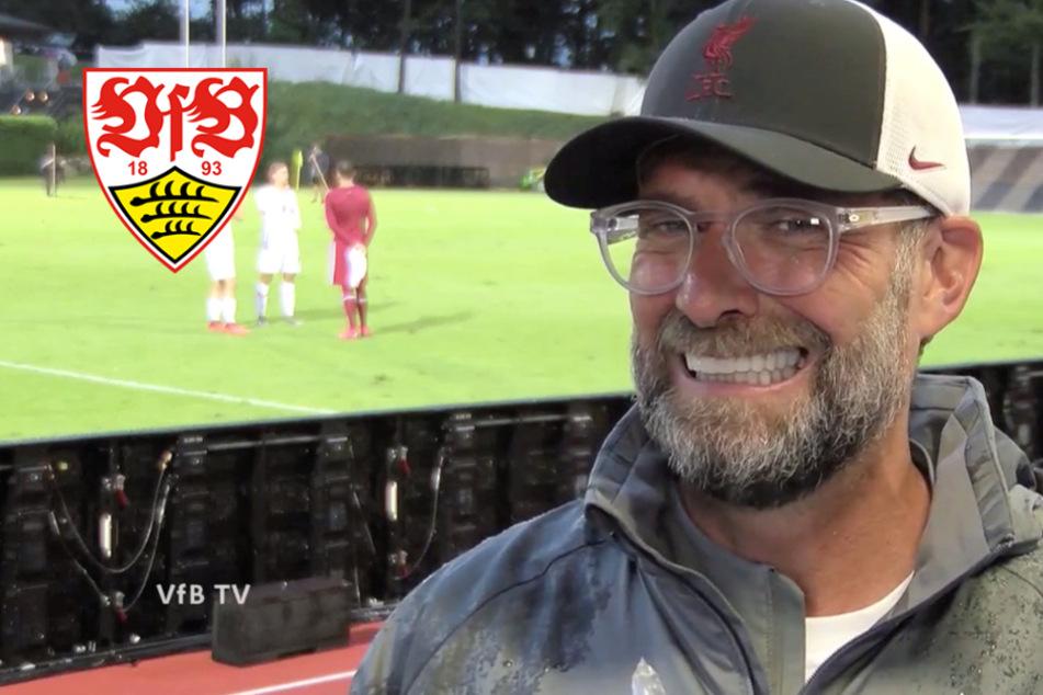 """Nach Liverpool-Test: Jürgen Klopp hat Pellegrino Matarazzo """"übersehen"""" und lobt den VfB"""