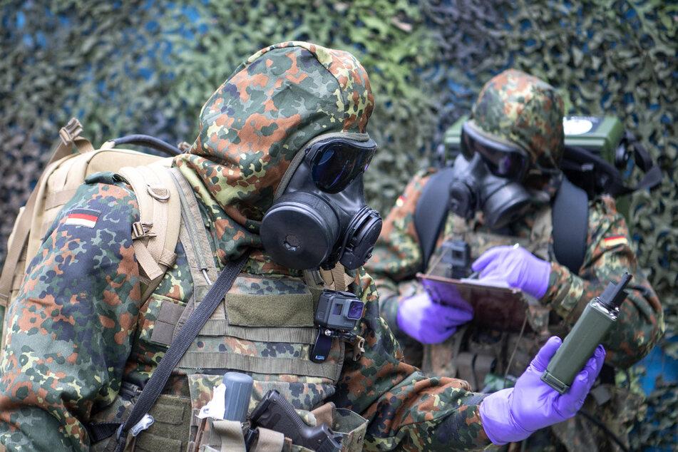 Nato warnt angesichts der Corona-Pandemie vor Biowaffen-Angriff