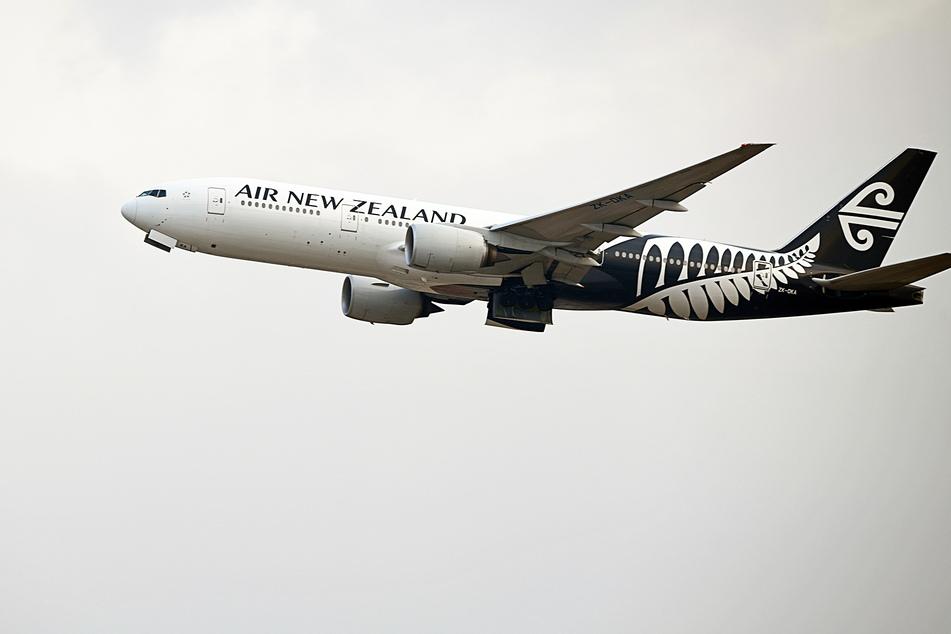 """Air New Zealand führt derartige Flüge jährlich für die Organisation """"Koru Care"""" durch und wählt jedes Mal eine andere Route (Symbolbild)."""