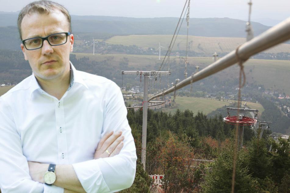 """Streit um """"Fly-Line"""" eskaliert: Politiker wettert gegen Naturschützer"""