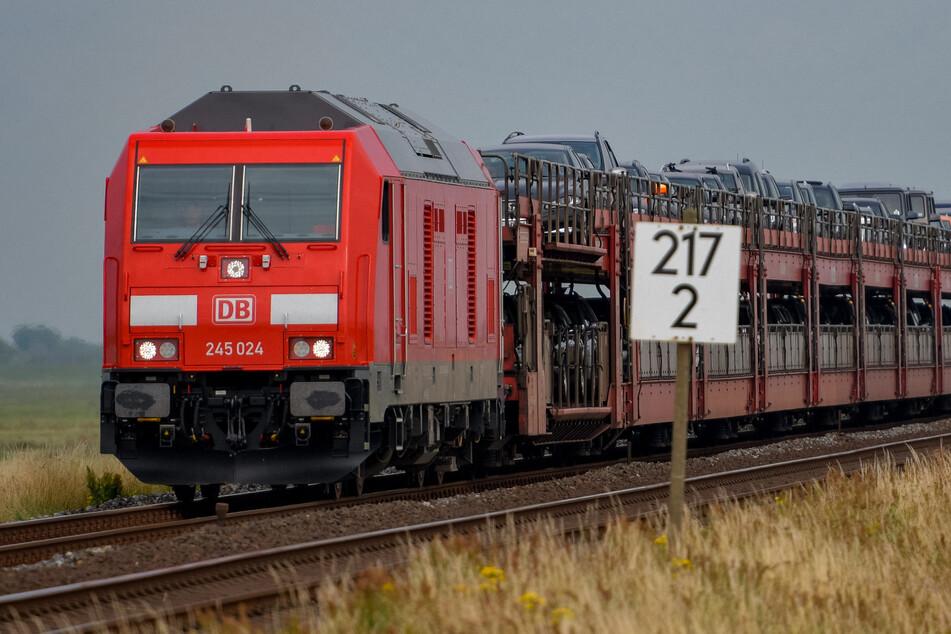 """Mit """"Öko-Diesel"""" nach Sylt? Bahn hat große Pläne"""