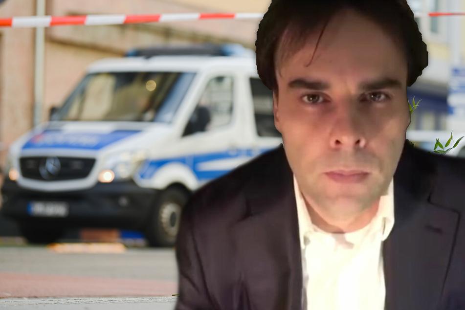 Nach Blutnacht von Hanau: Nahmen Brandstifter Rache am Vater des Todes-Schützen?
