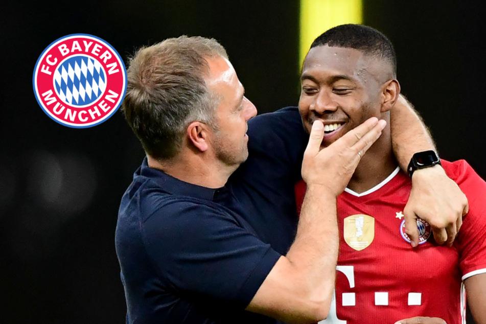 """Bayern-Star David Alaba vor PSG-Duell: """"Sind keine Mannschaft, die zweifelt"""""""
