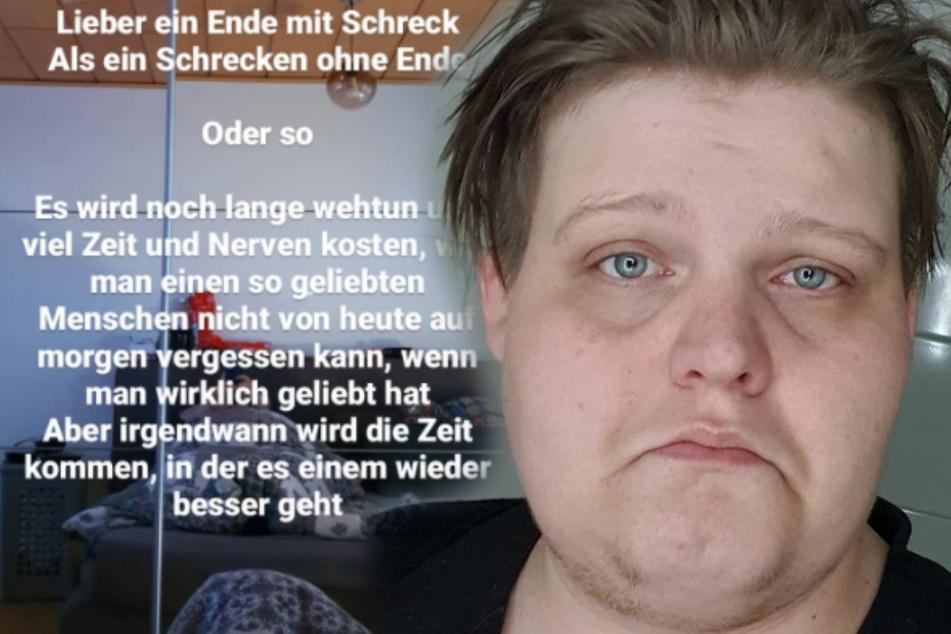 Exsl95: Dramatisches Liebes-Aus bei Exsl95: Ist ein YouTuber daran schuld?!