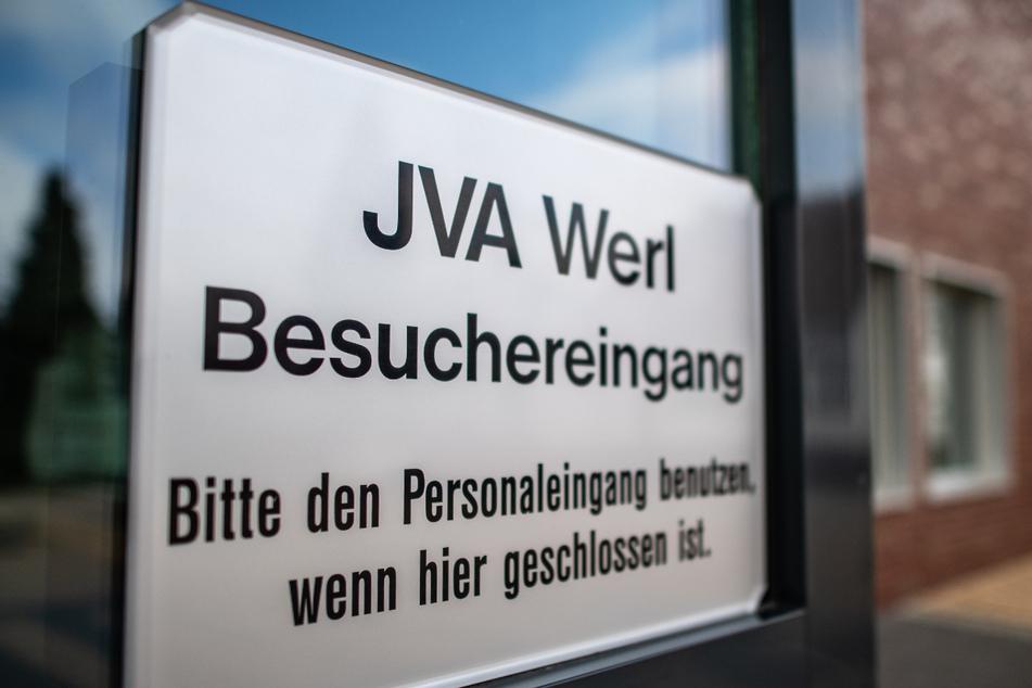 Aus der JVA Werl war ein 68-Jähriger beim Ausgang verschwunden.