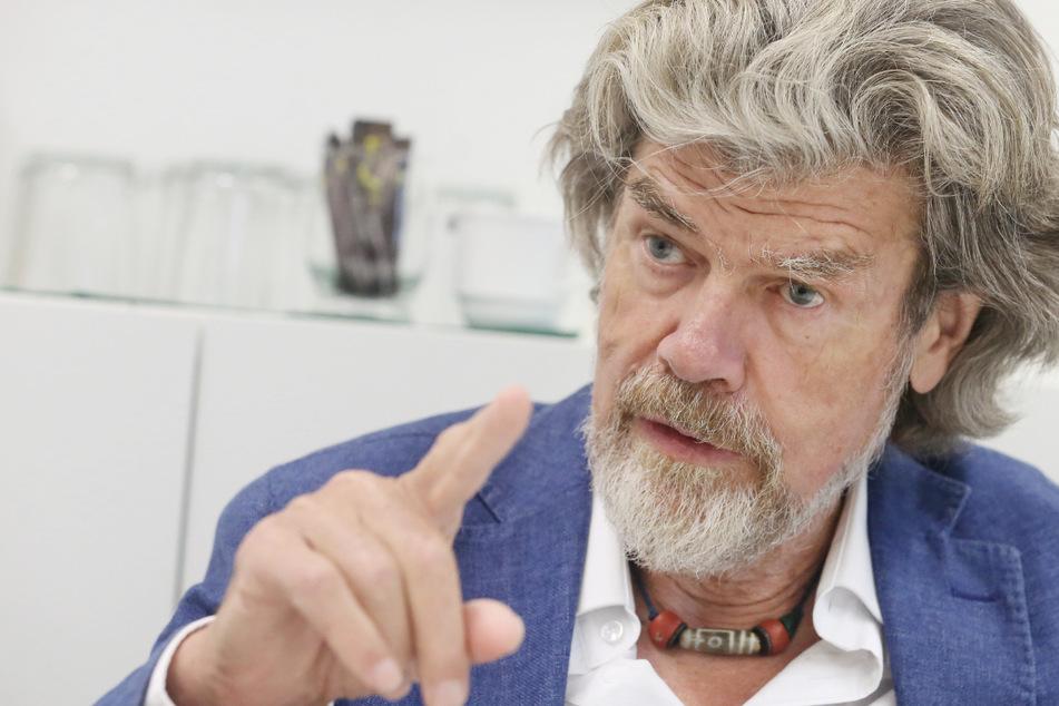 Corona-Krise hat Reinhold Messner in seiner Lebenshaltung bestätigt