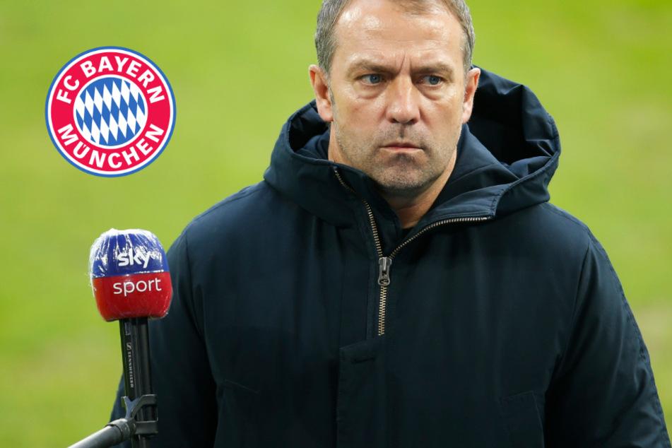 Spannungen beim FC Bayern! Steht Flicks Zukunft auf der Kippe?