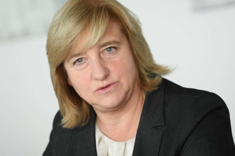 Hessens Justizministerin Eva Kühne-Hörmann.