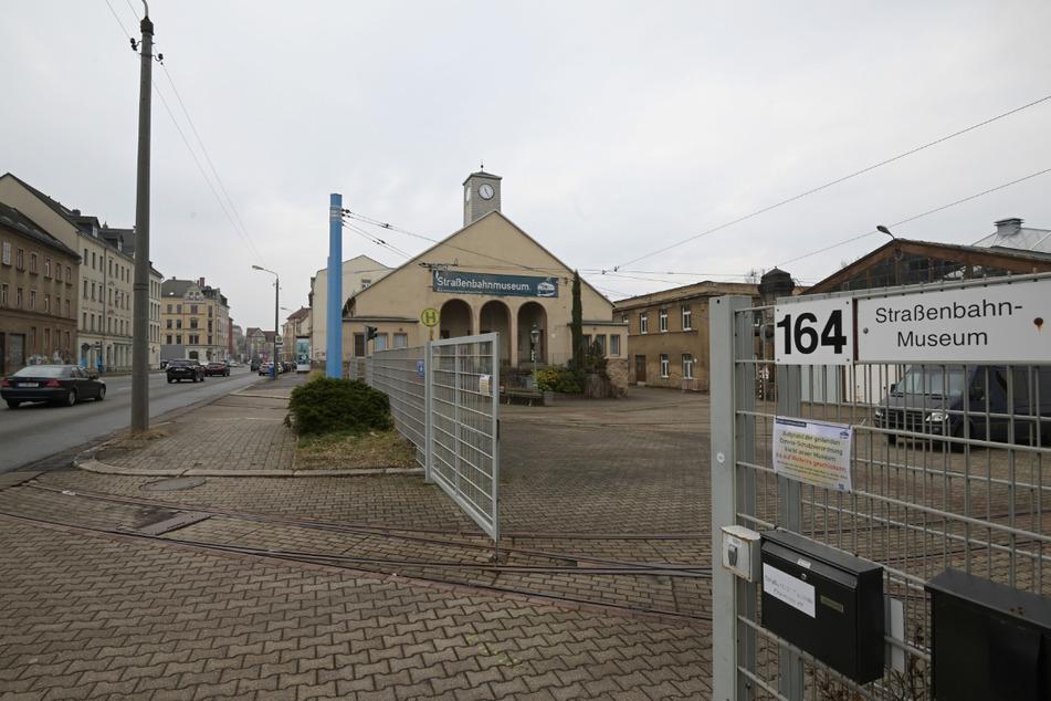 Das alte Depot in der Zwickauer Straße soll gesichert und aufgewertet werden.