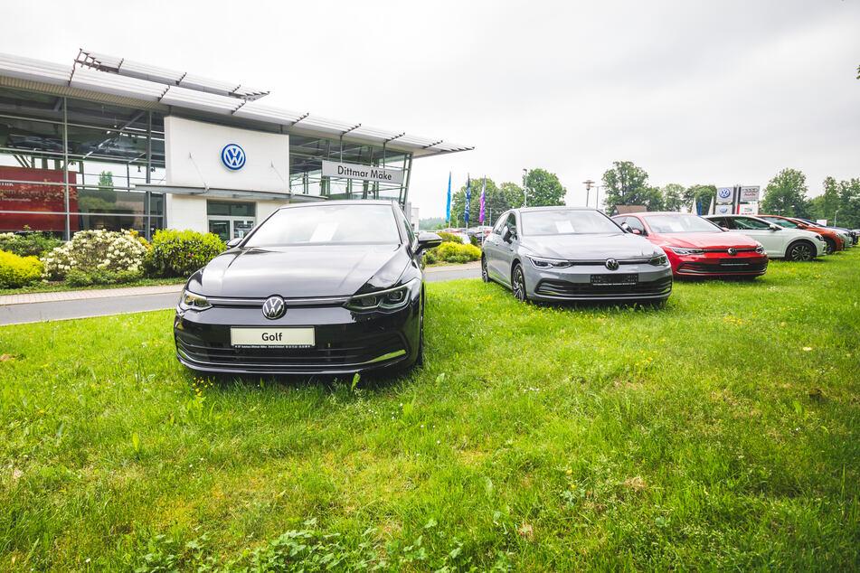 Hier sind bis Ende Juni mehrere Volkswagen massiv im Preis gesenkt