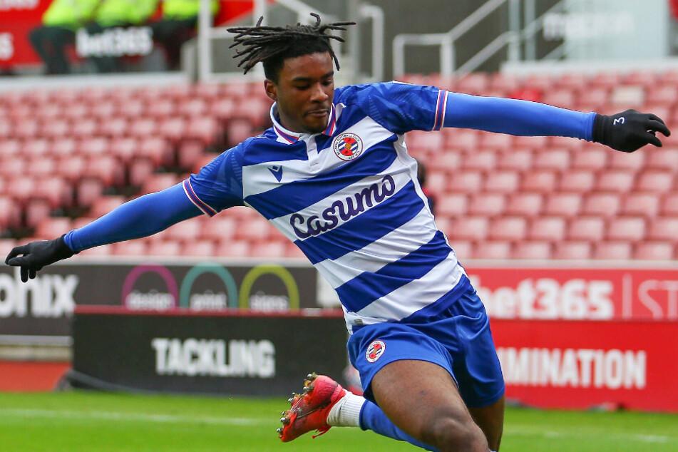 Omar Richards (22) vom FC Reading soll beim FC Bayern München auf der Liste stehen und könnte im Sommer an die Isar wechseln.