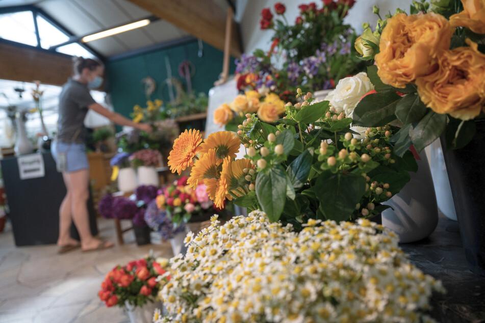 Blumenläden sollen in Baden-Württemberg voraussichtlich zum 1. März wieder öffnen dürfen.