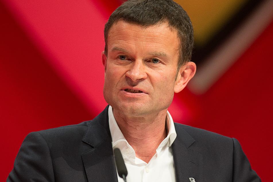 Er ist beim VfB Stuttgart fürs Marketing zuständig: Jochen Röttgermann (54).
