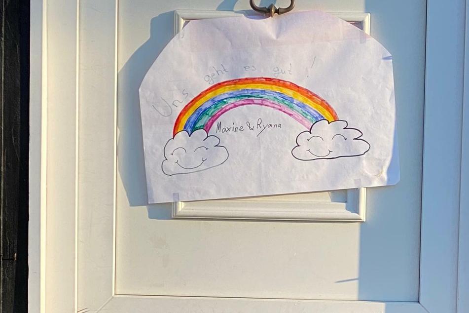 Schöne Aktion für Kinder zum Mitmachen: #RegenbogengegenCorona