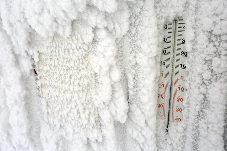 Schneechaos in Deutschland: Laut Wetterdienst bleibt es auch den Rest der Woche eisig kalt
