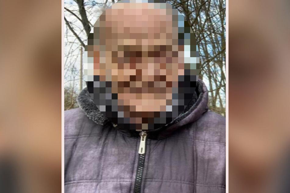 Klaus Dieter D. (78) war am Sonntag aus einer Pflegeeinrichtung in Magdeburg verschwunden.