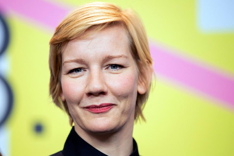 Schauspielerin Sandra Hüller (42) singt jetzt auch.