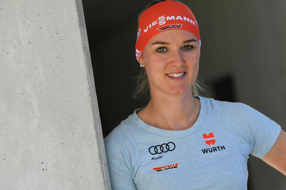 Biathlon-DM: Denise Herrmann holt erneut Sprint-Titel