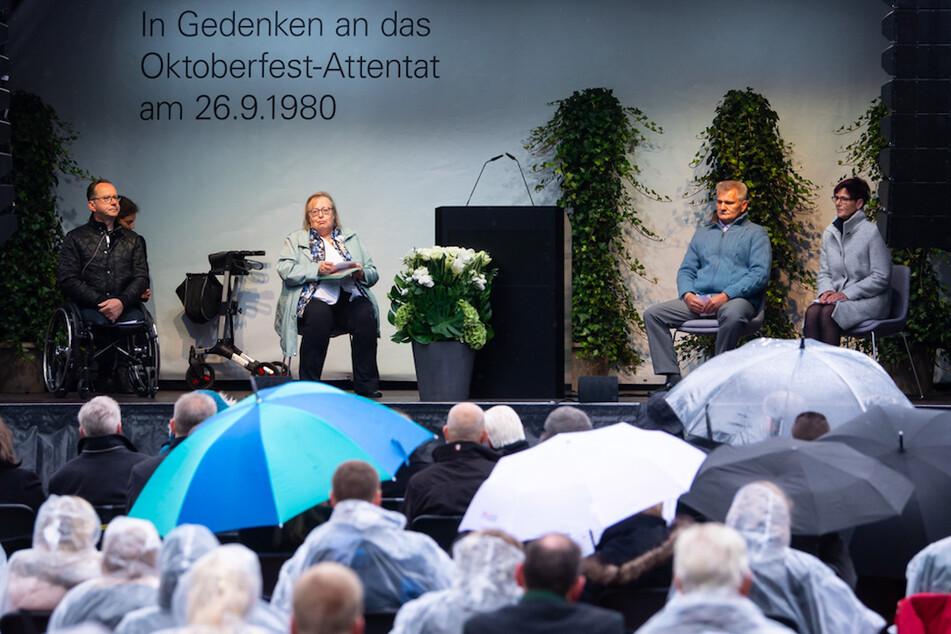 Münchner Attentats-Opfer erzählen von Leid: Schmerzen auch 40 Jahre nach der Bombe