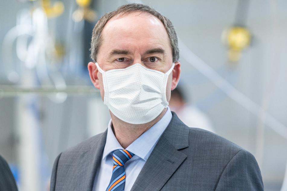 """Wirtschaftsminister Hubert Aiwanger sieht jeden Euro """"gut investiert"""". (Archiv)"""