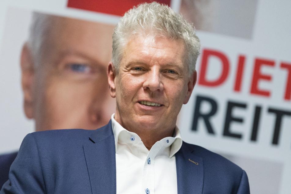 Münchens Oberbürgermeister Dieter Reiter (61, SPD).