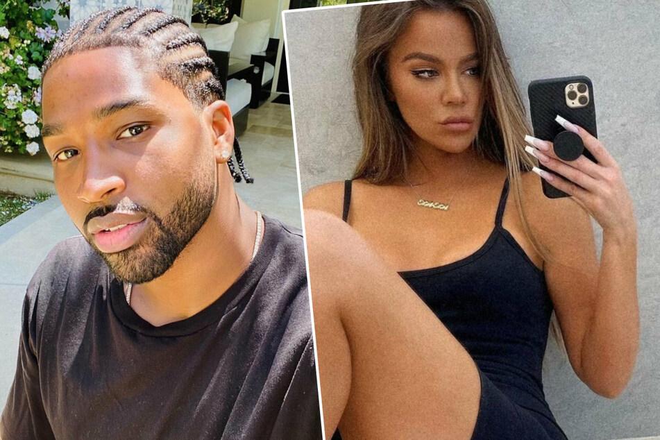 Basketballspieler Tristan Thompson (30) und TV-Star Khloé Kardashian (36) waren seit 2016 zusammen - mit Unterbrechungen.