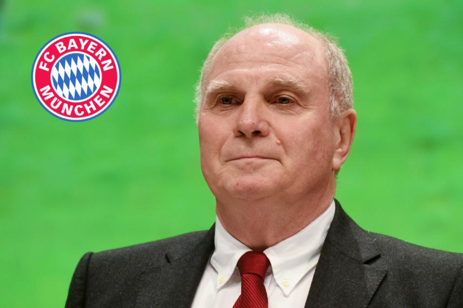 Uli Hoeneß sieht große Probleme auf den Fußball zukommen