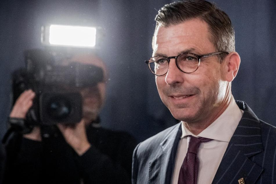 """Aufruf zum Austritt Deutschlands aus EU sei """"töricht"""": AfD-Mann Berg verlässt die Partei"""