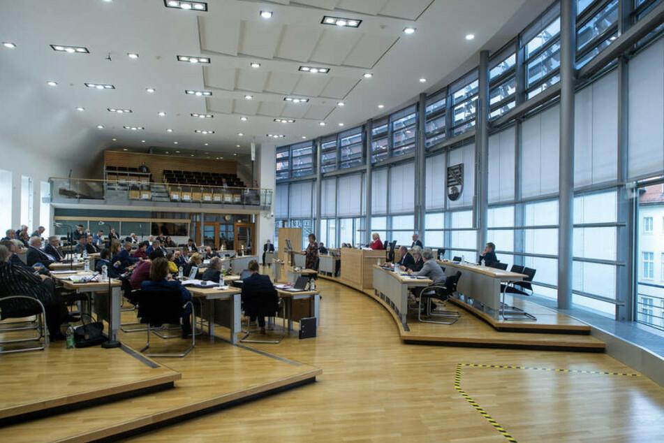 Landtag in Sachsen-Anhalt löst Kommission zu Linksextremismus auf