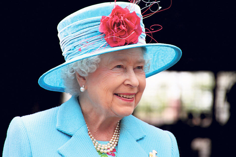Die Queen - Standhaft in stürmischen Zeiten.