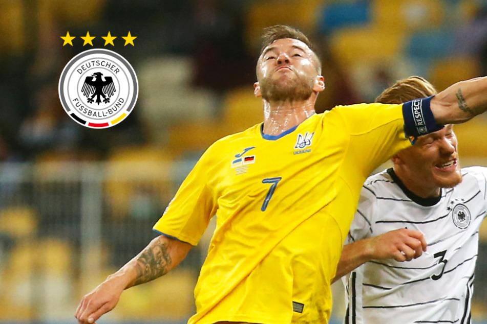 Corona-Chaos vor DFB-Spiel gegen Ukraine! Vier Spieler positiv getestet