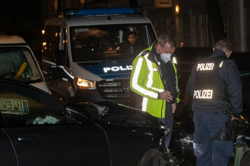 Verfolgungsjagd in Berlin-Neukölln: Polizeigewalt bei Festnahme?